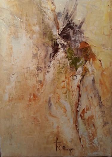 Abstrait beige